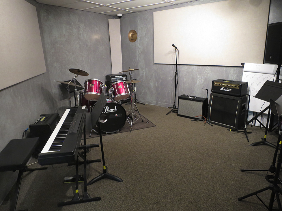 Studio 2 at Lagond Music School, Elmsford, NY Westchester