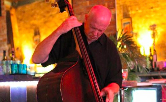 Rusty Holloway, Bass instructor at Lagond Music School, Westchester, NY